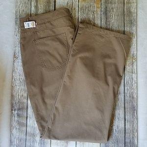 NWT🌻Talbots Straight Leg Chino Pants